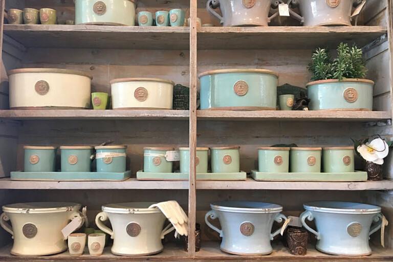 English Glazed Pottery