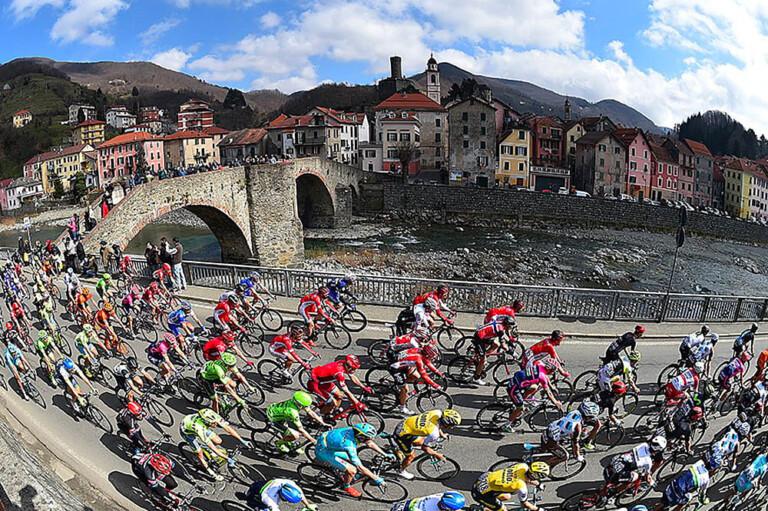 Milan San Remo Cycling Race