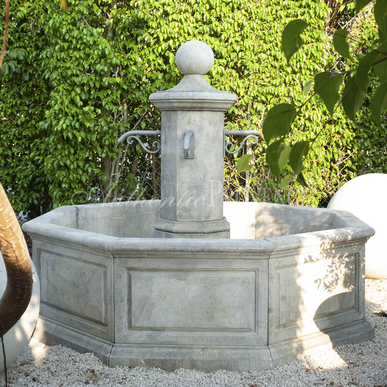 Fontaine Oraison