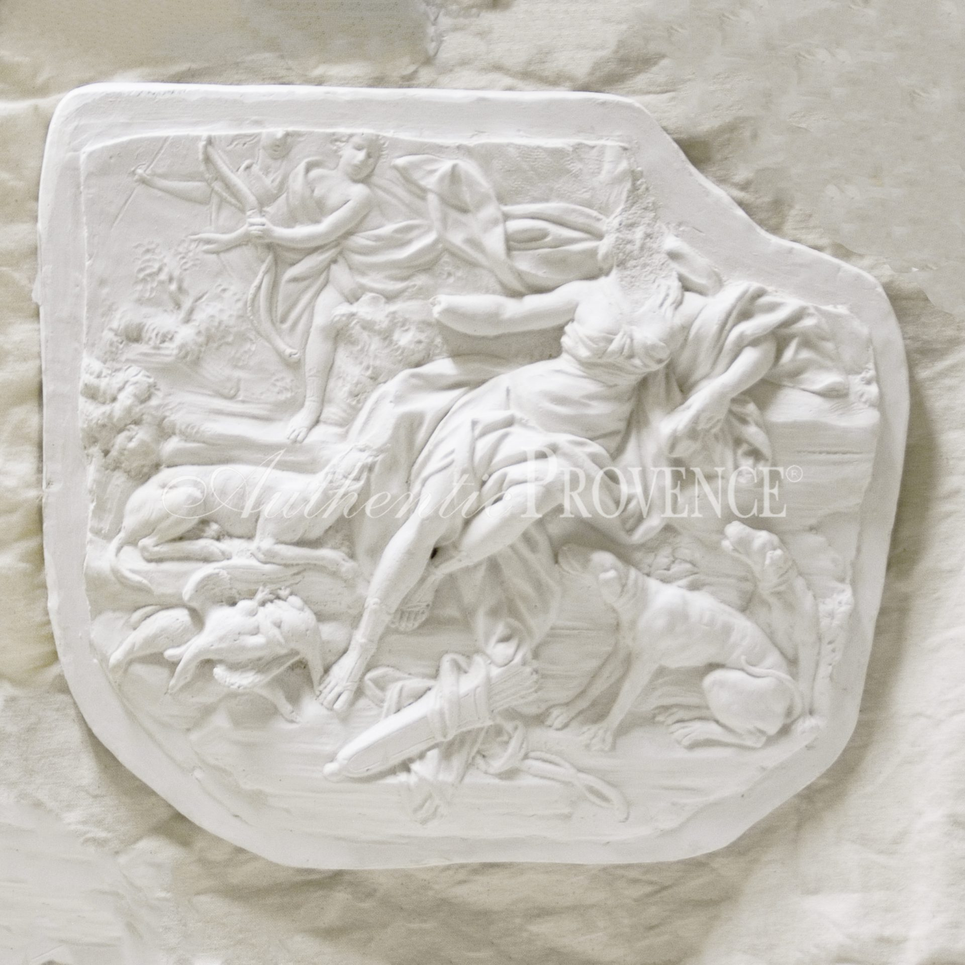 Wall Relief of Artemis
