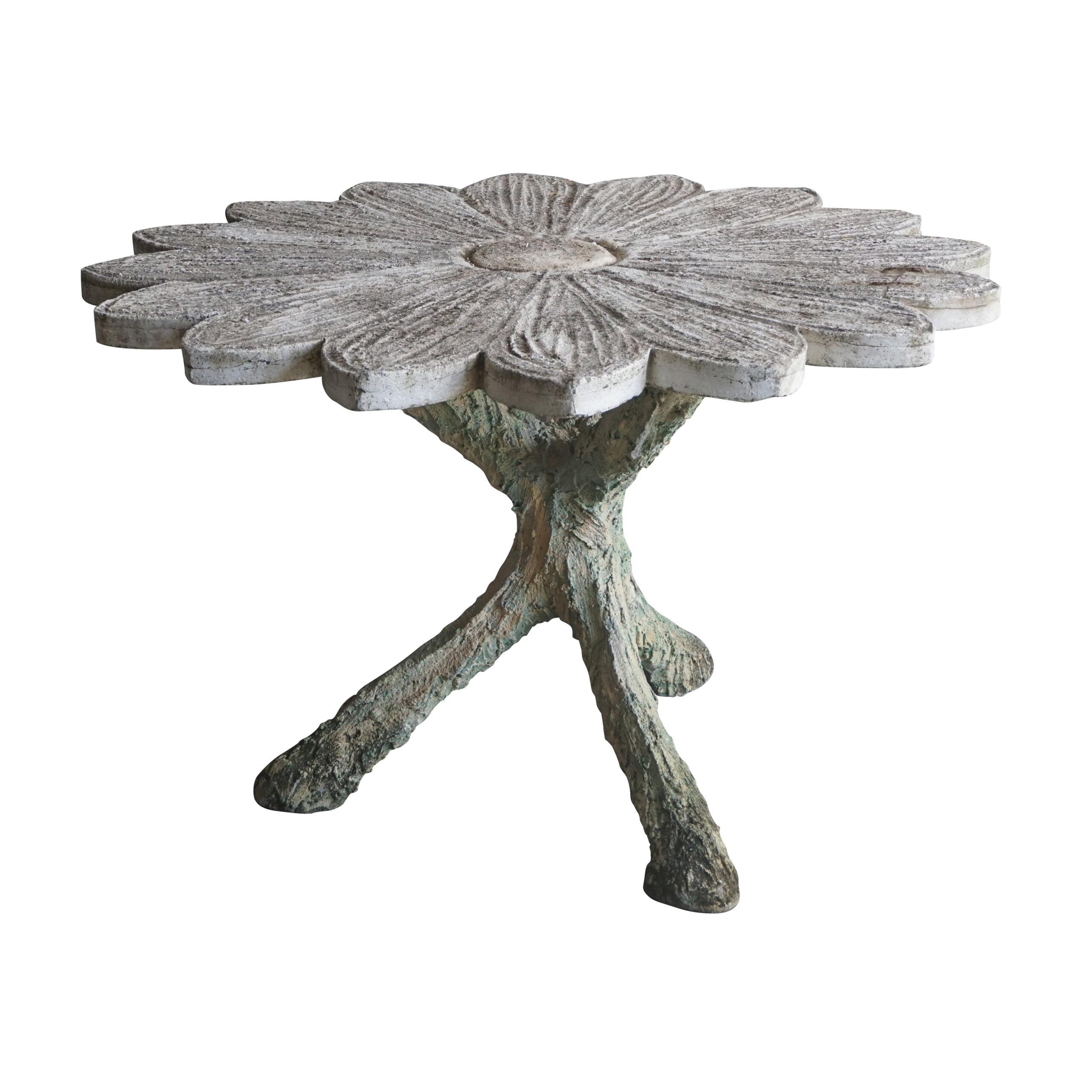 Table Tournesol
