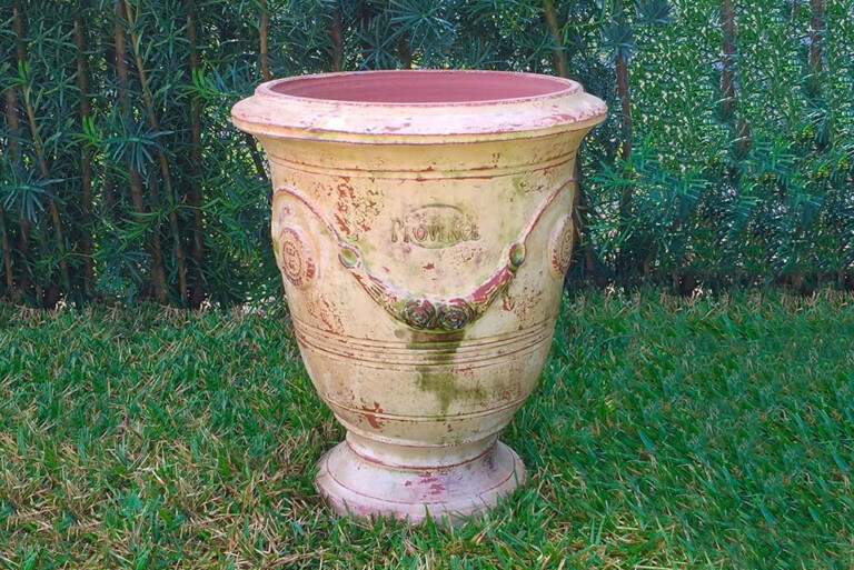 The History of the Vase d'Anduze