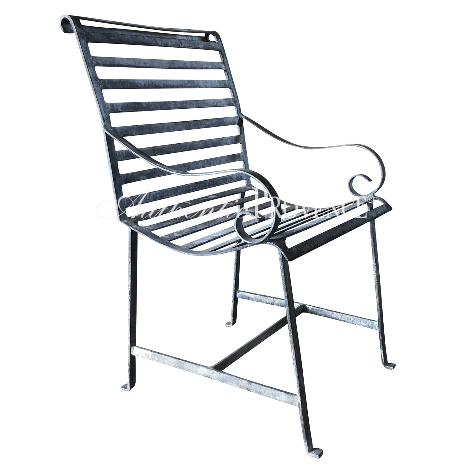 Roll Back Chair