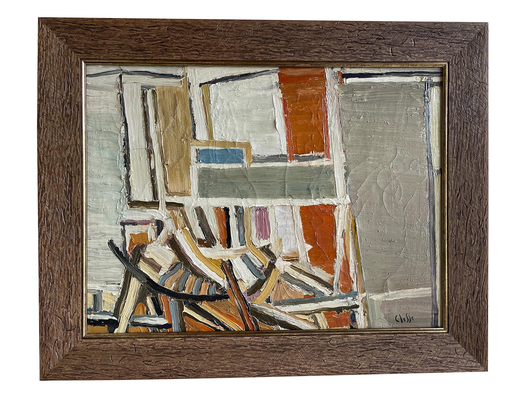 Daniel Clesse Painting