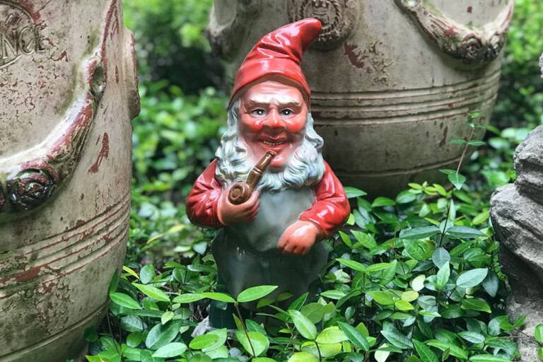 A History of the Garden Gnome