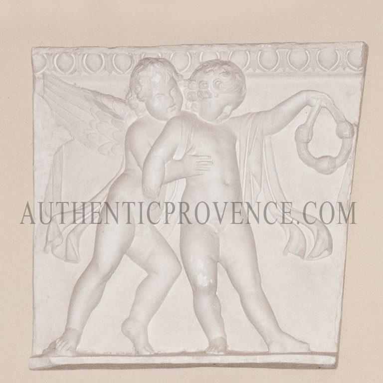 Wall Relief of Two Cherubim