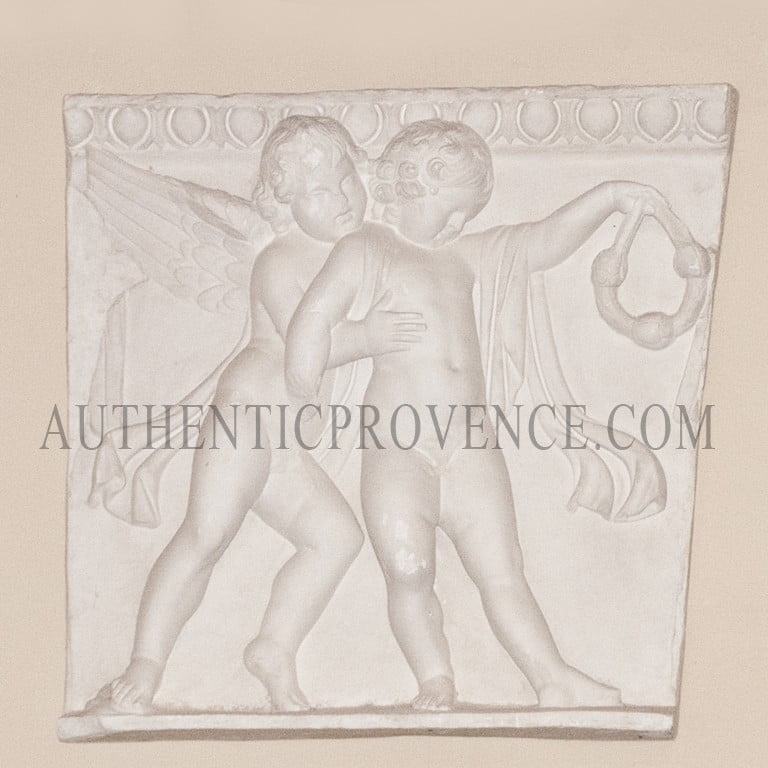 Wall Relief of Two Cherubim