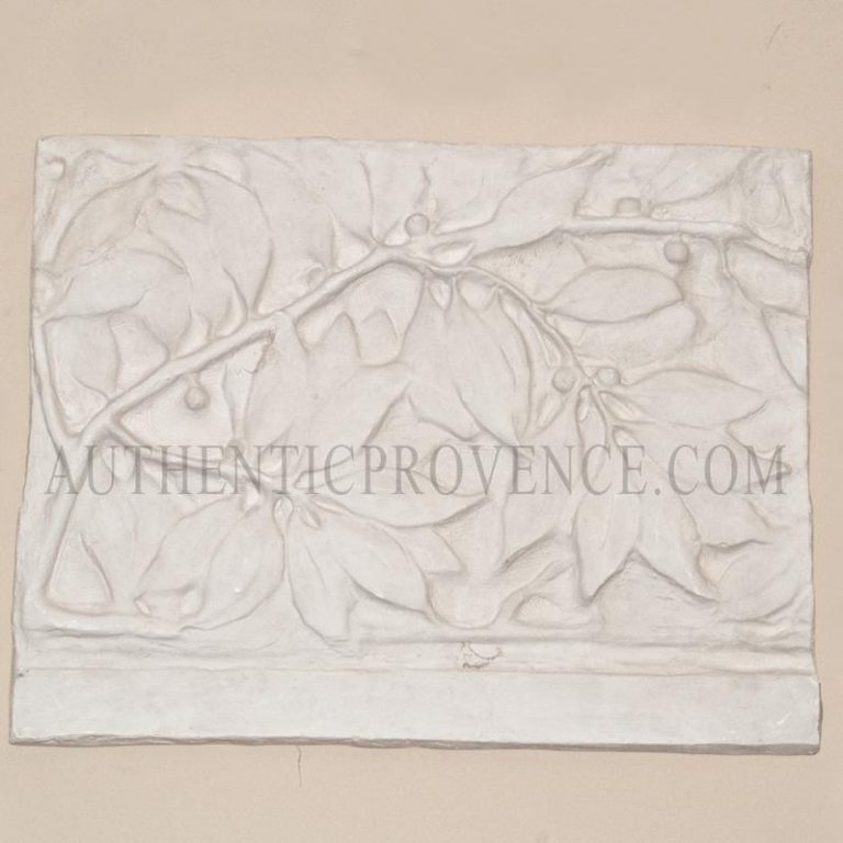 Wall Relief of a Tree Branch
