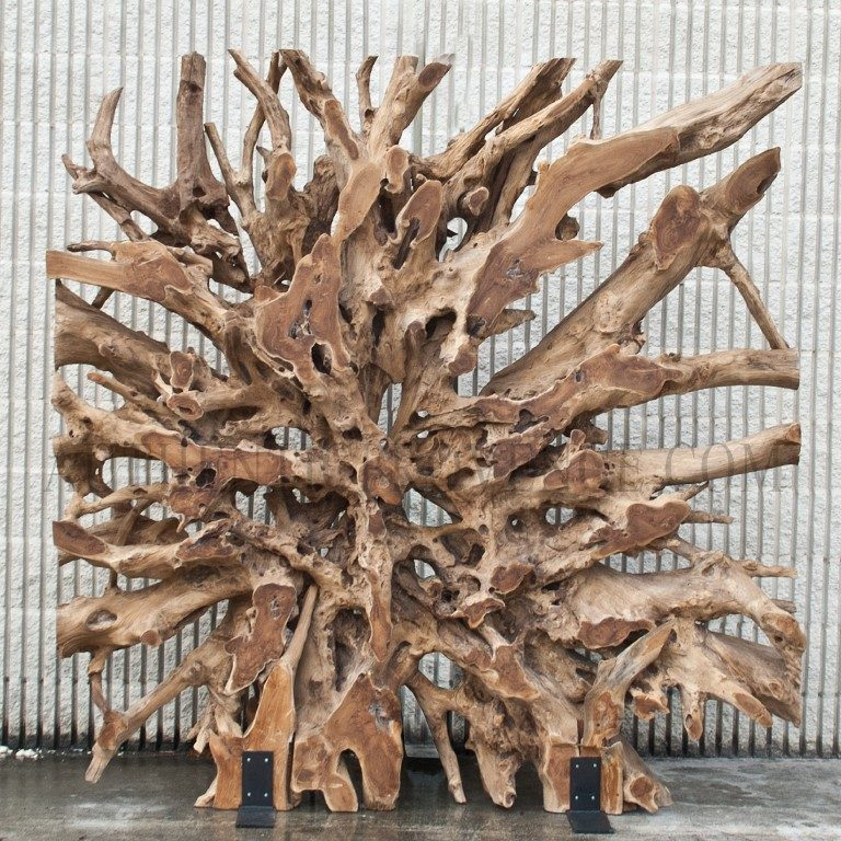 Sculptural Wood