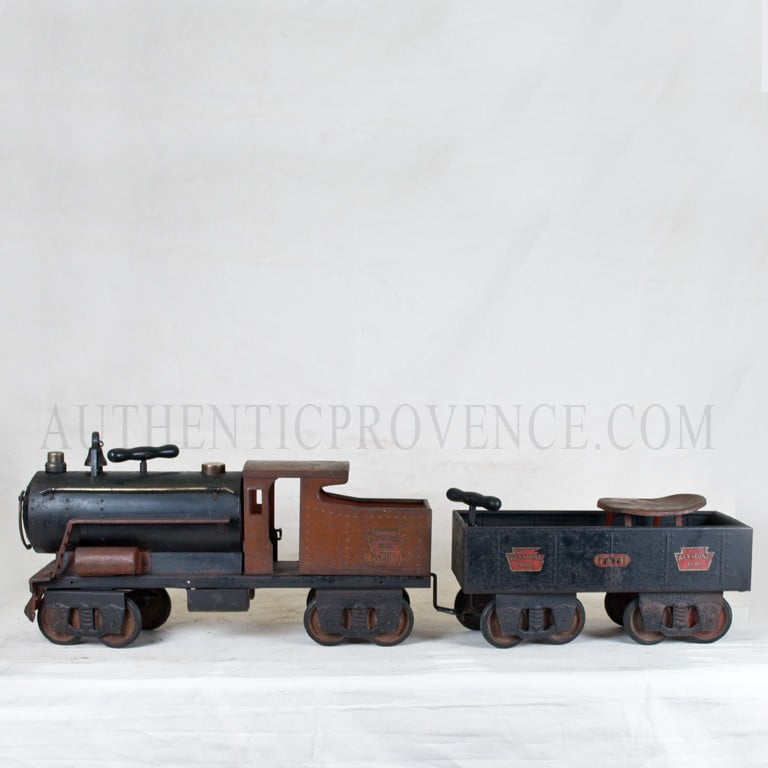 English Toy Train