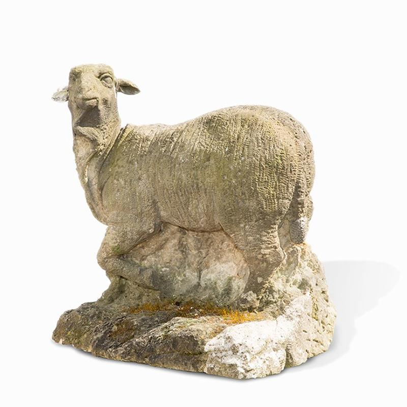 Late 18th Century Sheep
