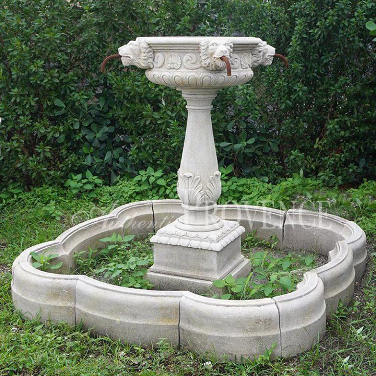 Fontana Quattro Leoni