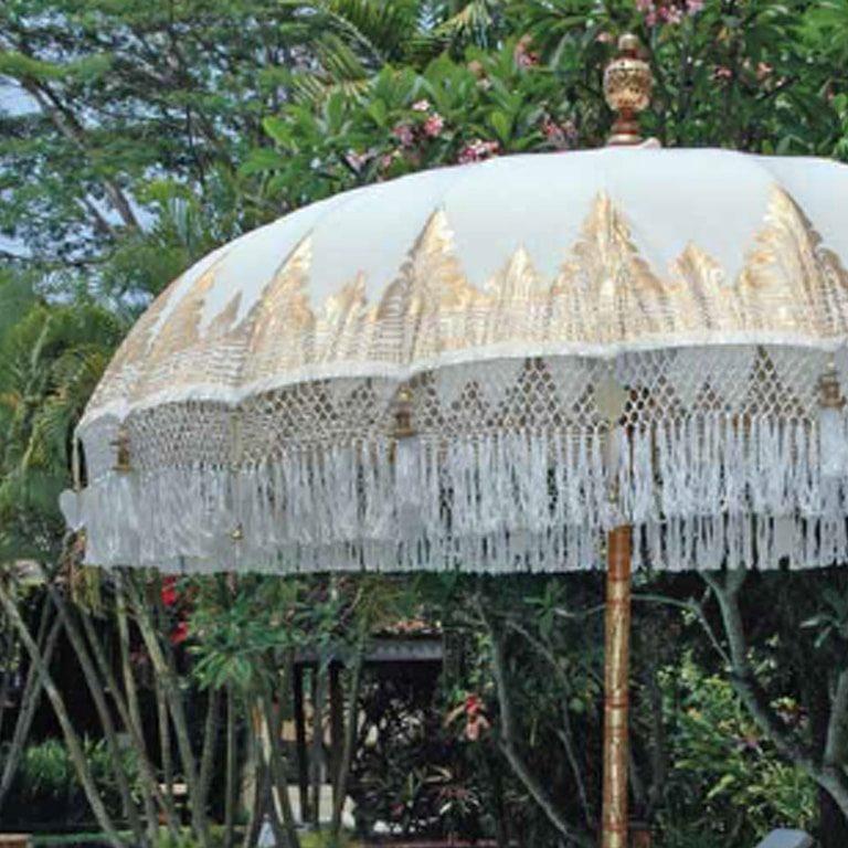 Gold Nirvana Umbrella