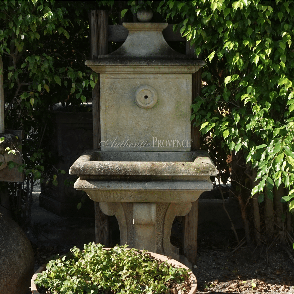 Fontaine St. Maximin