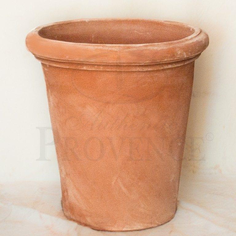 Vaso Alto Liscio Planter