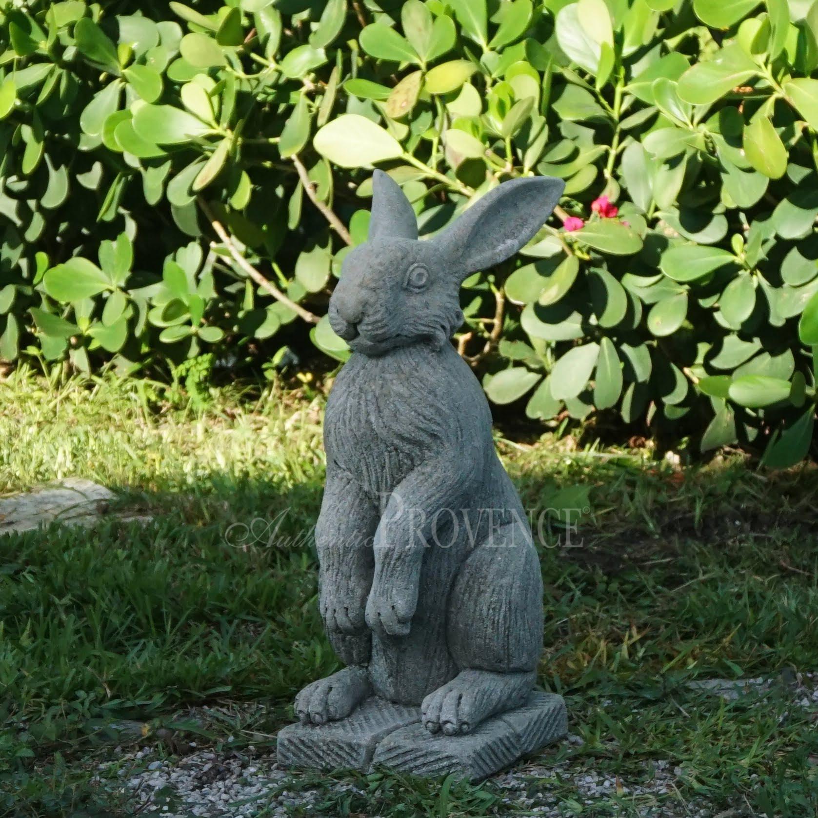 Coniglio Attento Statuette