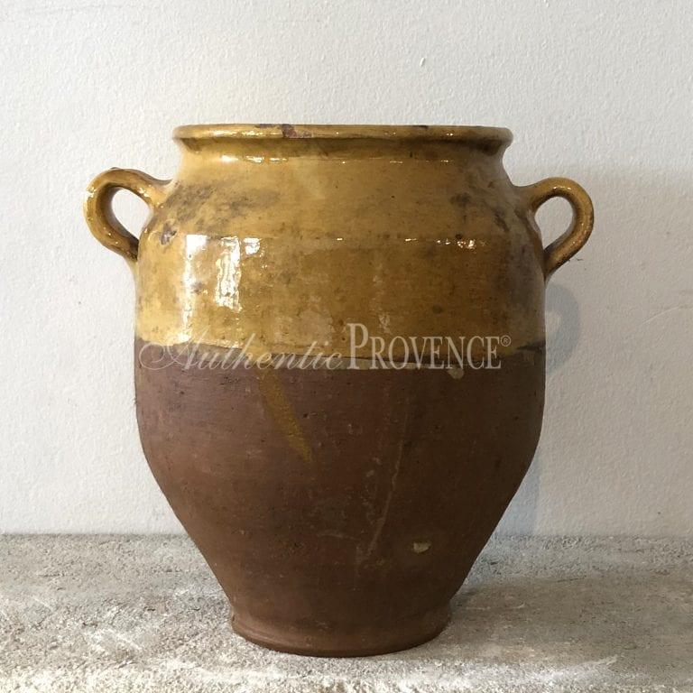 French Provencal Confit Pot