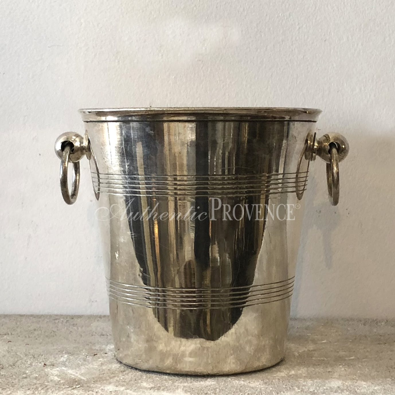 1950's Silver Cooler
