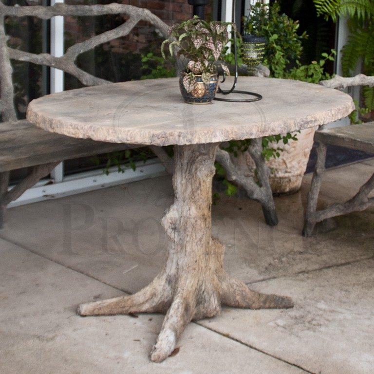 Charleston Oval Table