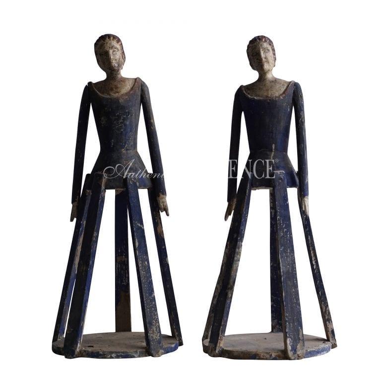 Pair of Dress Dummies