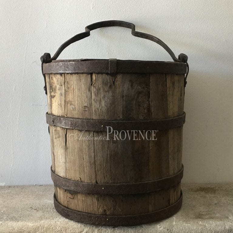 French Vintage Bucket