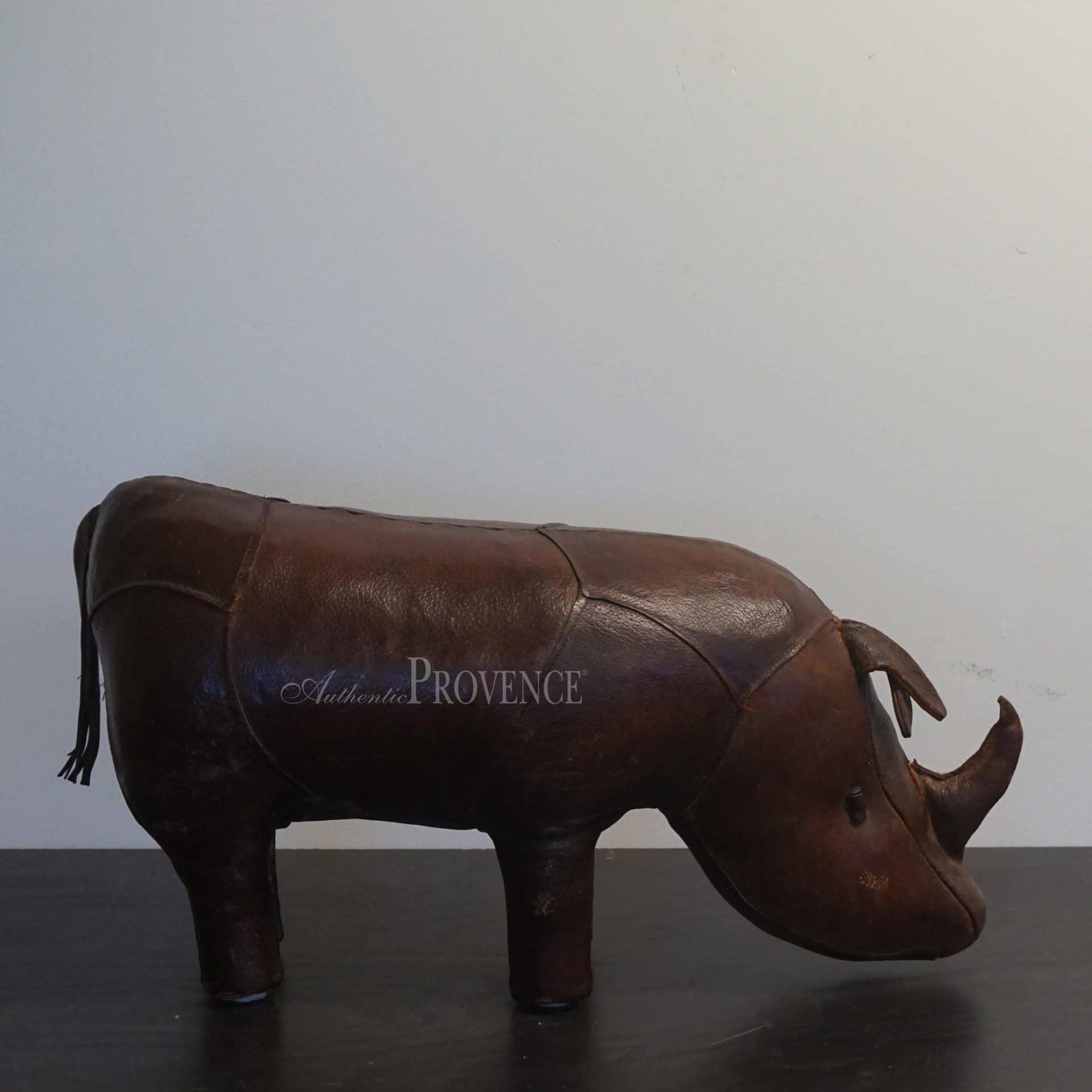 Rhinoceros by Dimitri Omersa