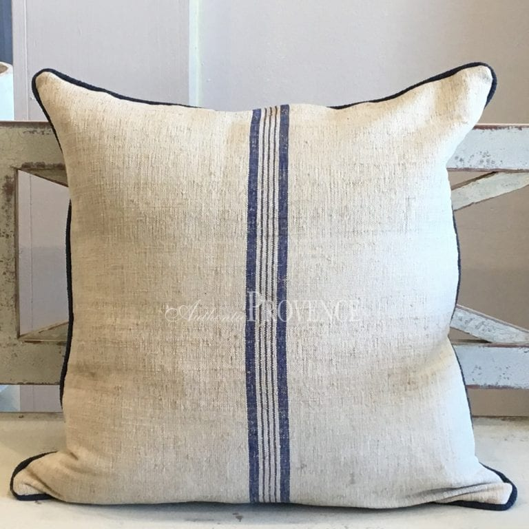 Rennes Burlap Pillow