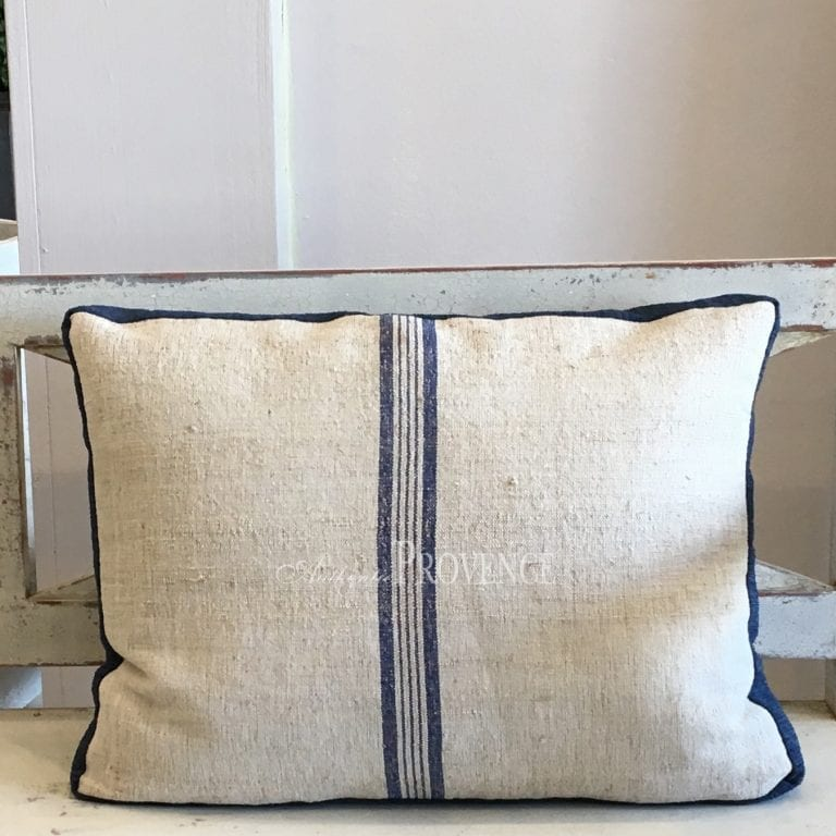 Meneham Burlap Pillow