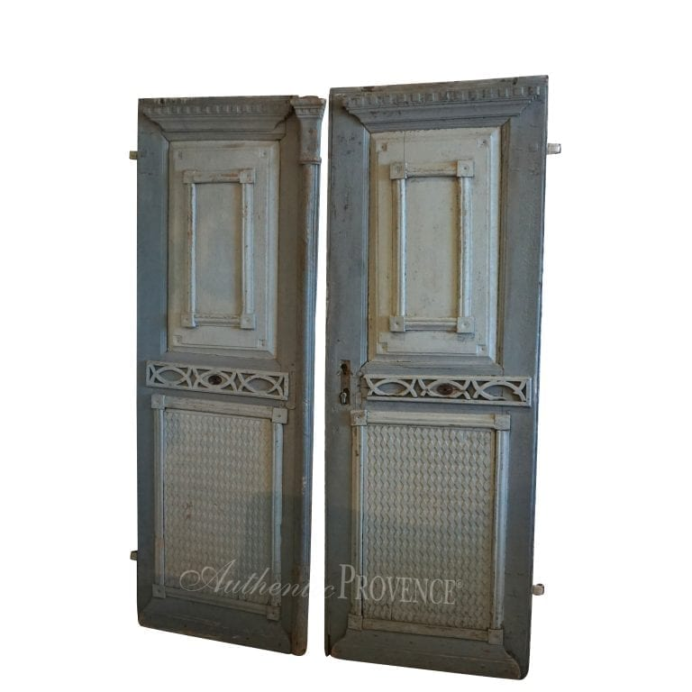 19th Century French Exterior Doors