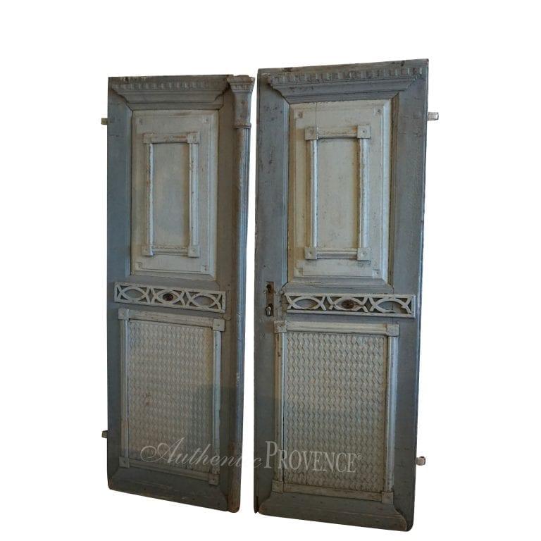 19th Century French Exterior Doors