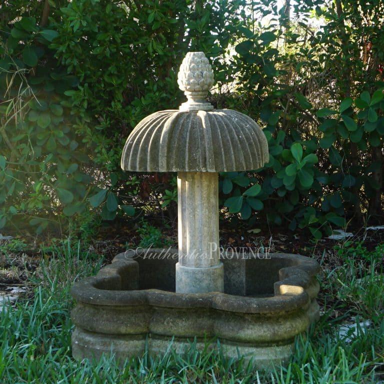 Fontaine Champignon