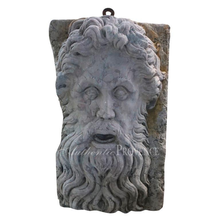 Maschera Zeus