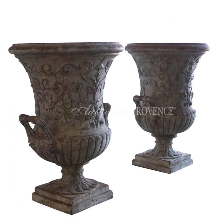 Pair of Tuscan Urns 1880