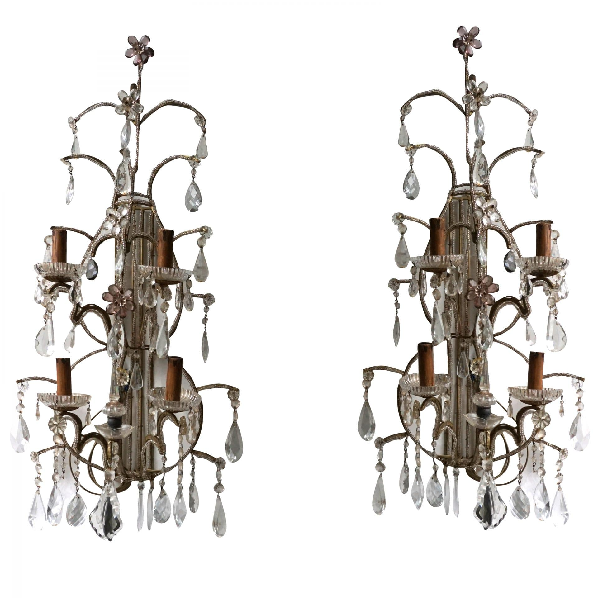 Parisian Wall Sconces
