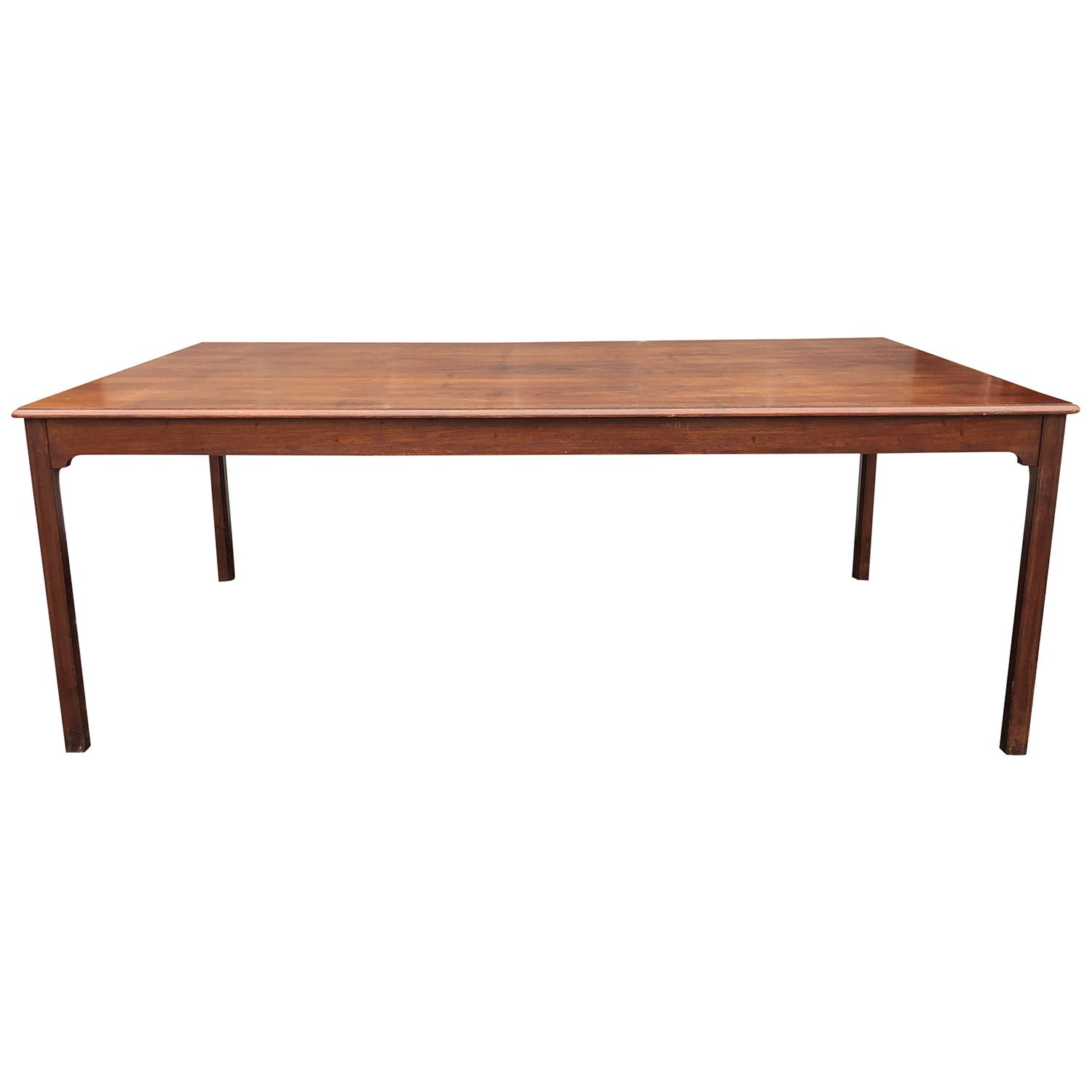 20th Century Center Table – Danish Cuban Mahogany Dining Table by Kaare Klint