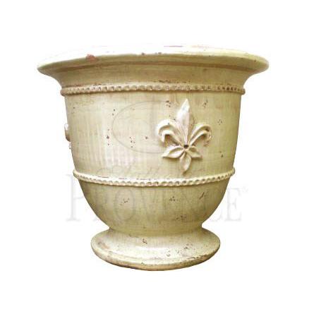 Classique Fleur De Lys Urn