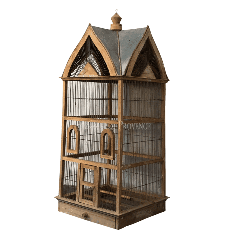 French Bird Cage 1920
