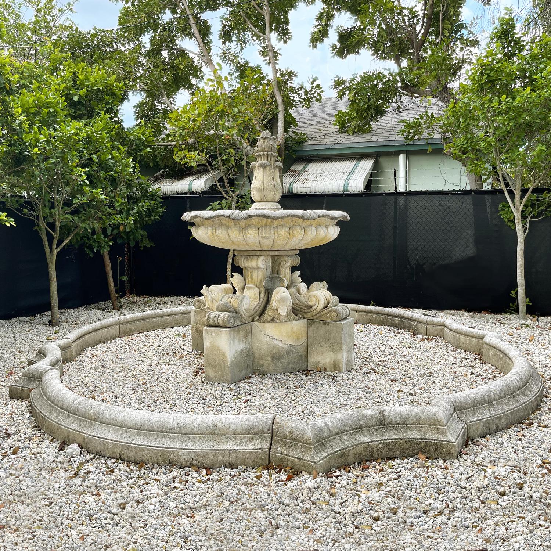 Fontana Dauphin