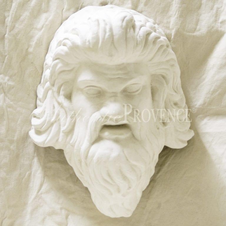 Greek God – Mask of Zeus