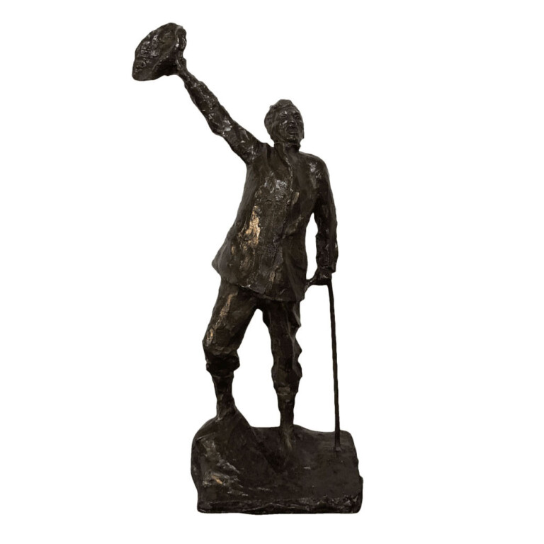 The Wanderer Statuette