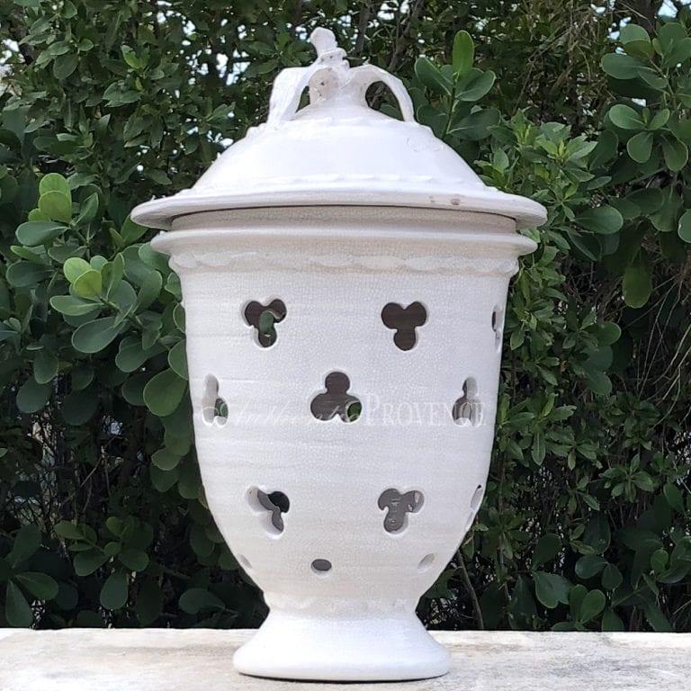 Garden Lanterne Blanche