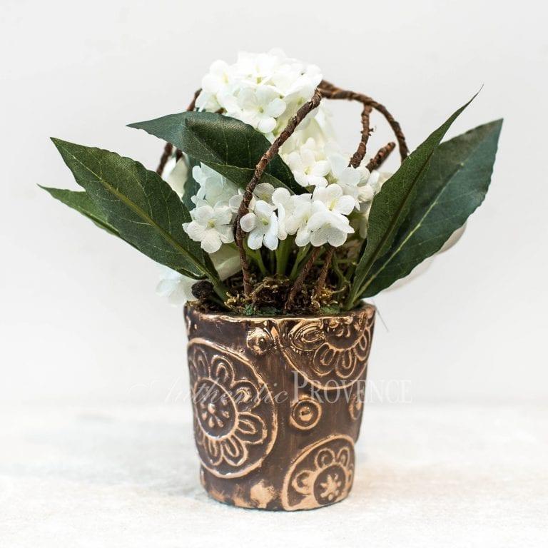 Petit Pot Floral