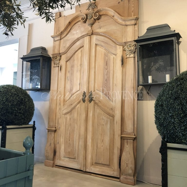 Baroque Entrance Door