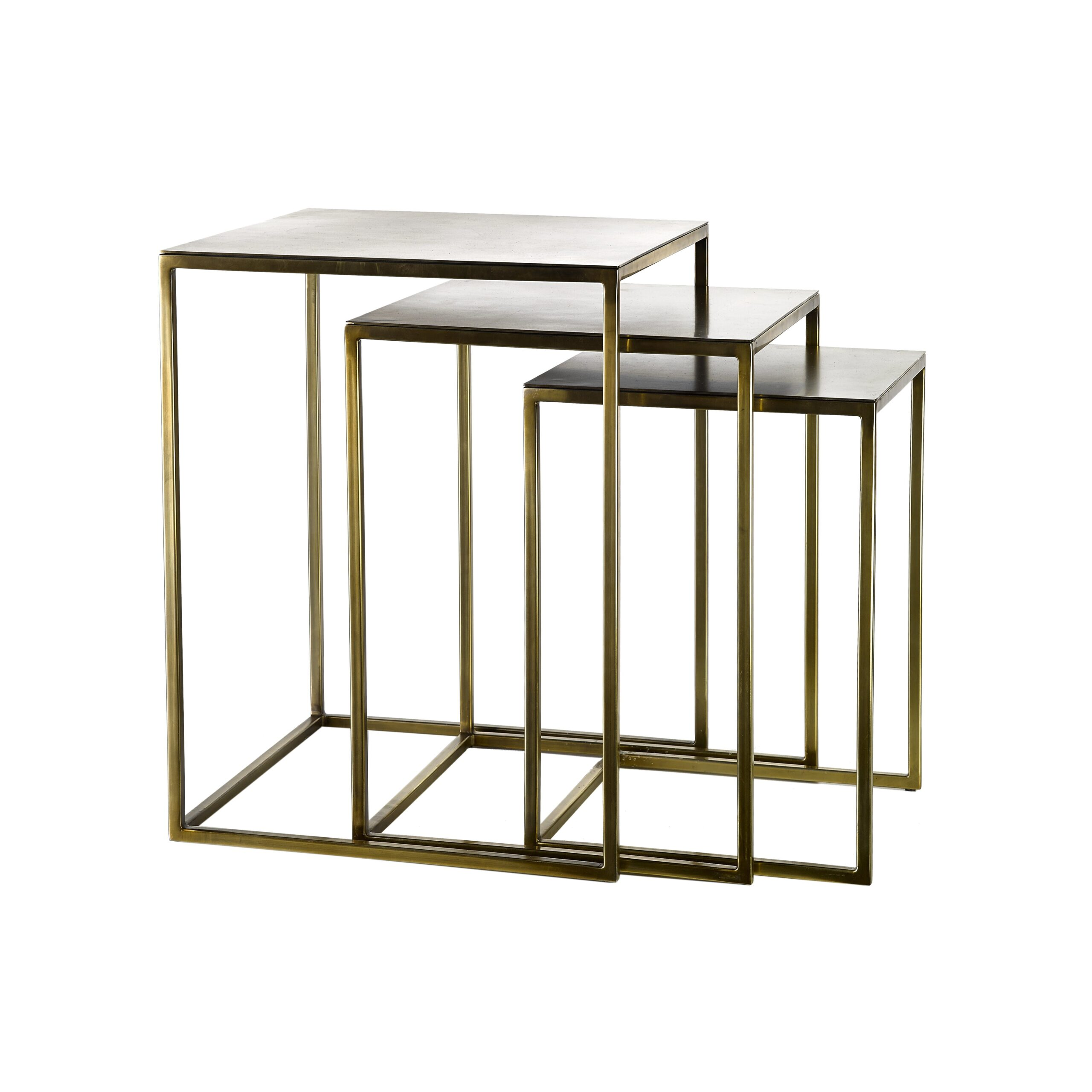 Juliette Square Nesting Tables