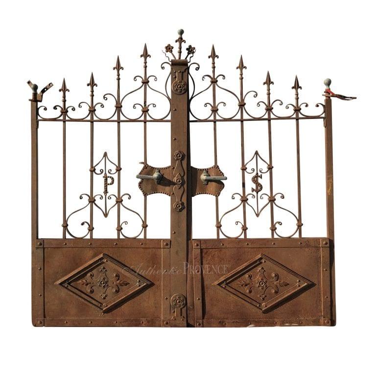 Entrance Gate 1860