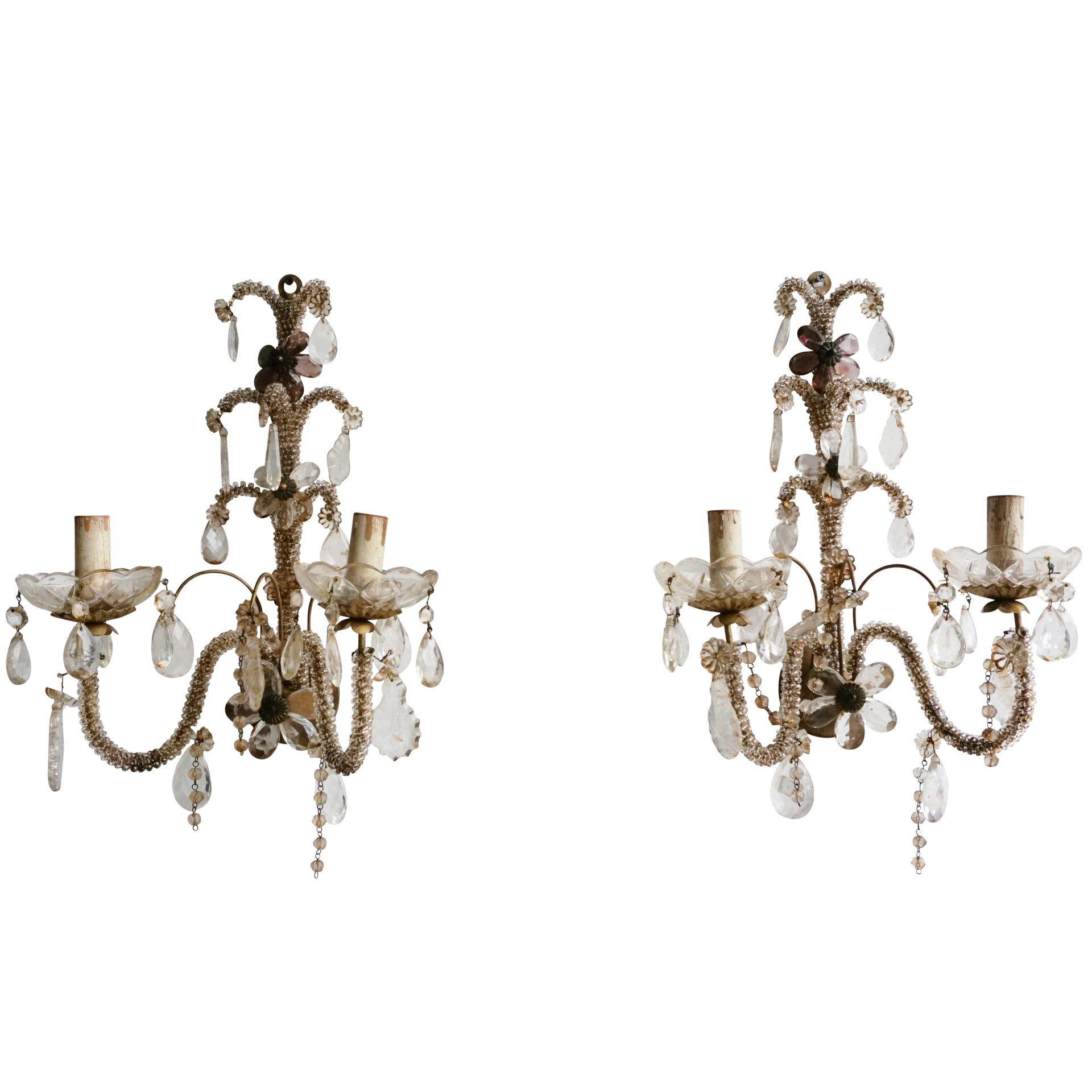 Pair of Ametiste Sconces
