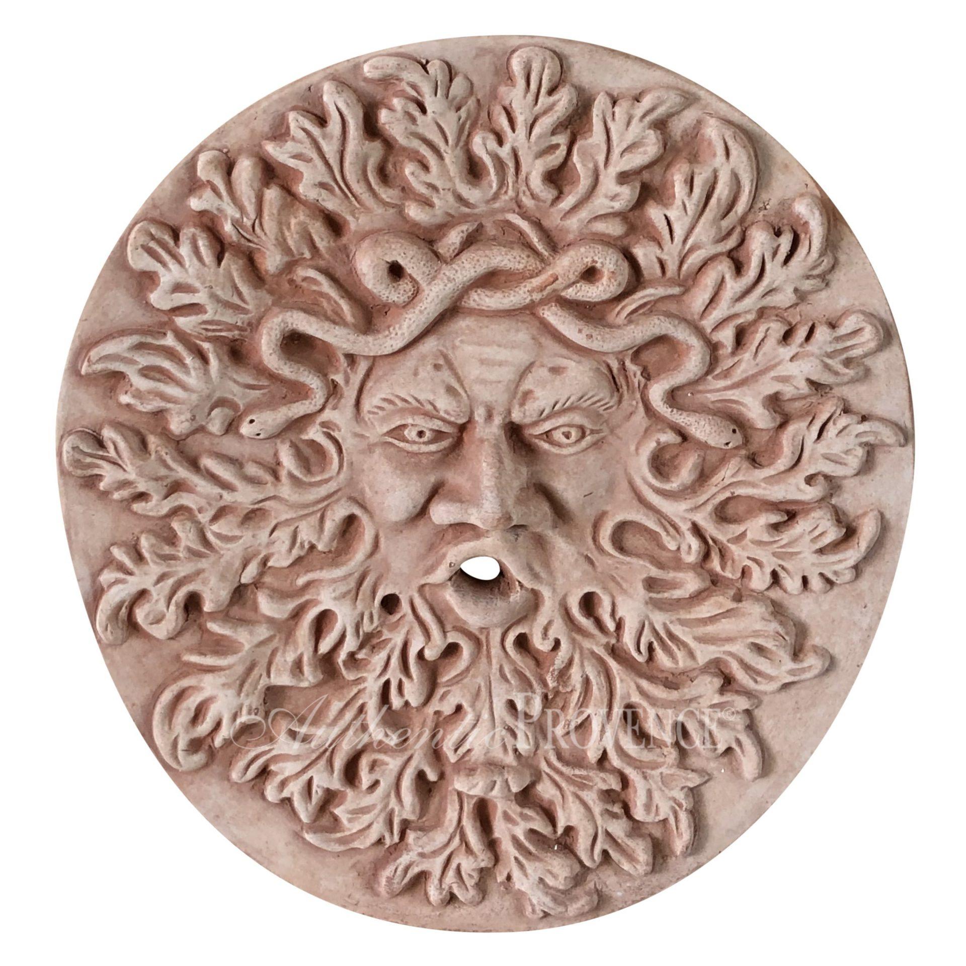 Large Medusa Relief