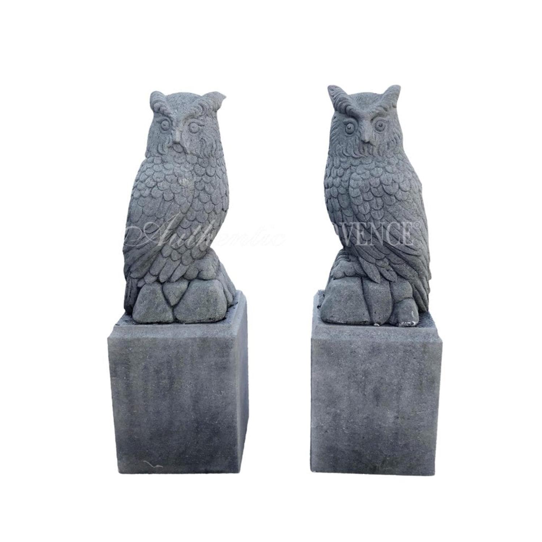 Pair of 20th Century Owls