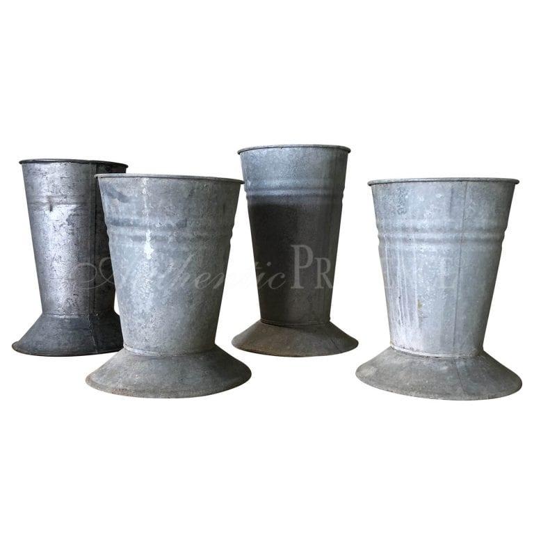 Set of Pots de Fleurs