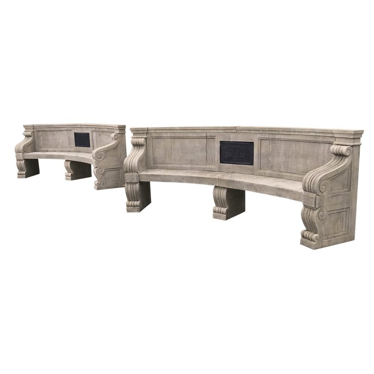 Pair of English Benches